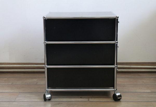 Rollcontainer-USM-Haller