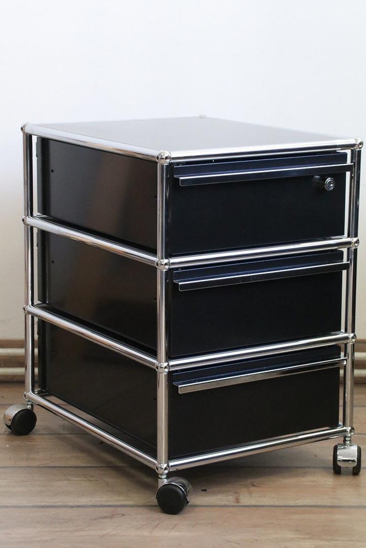 usm haller rollcontainer abatrans. Black Bedroom Furniture Sets. Home Design Ideas